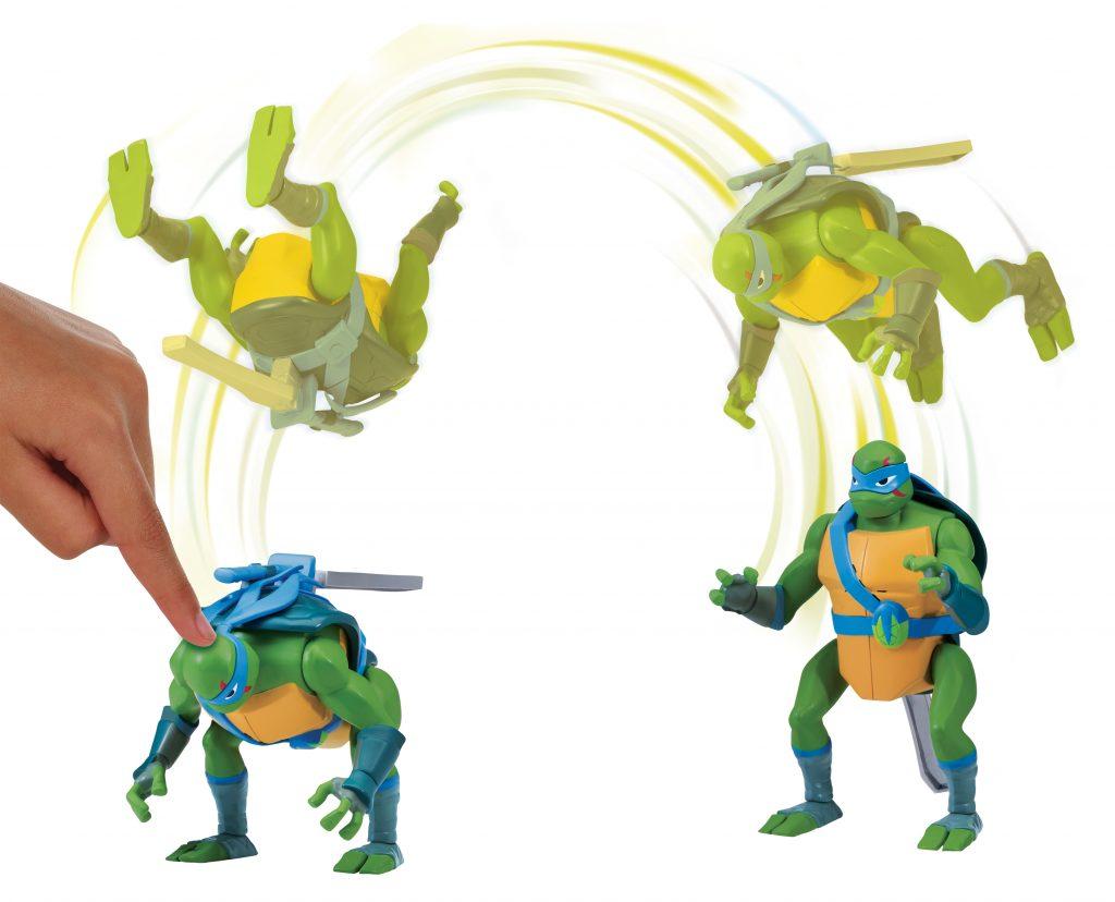 Deluxe Ninja Action Figure_Leo