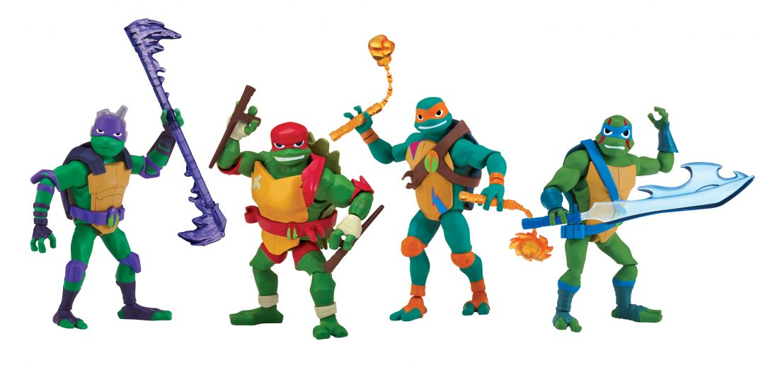 ROTMNT_Basic Figures_Group Shot