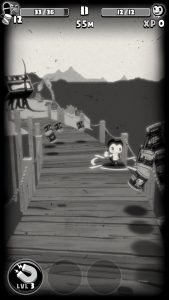 Bendy Run
