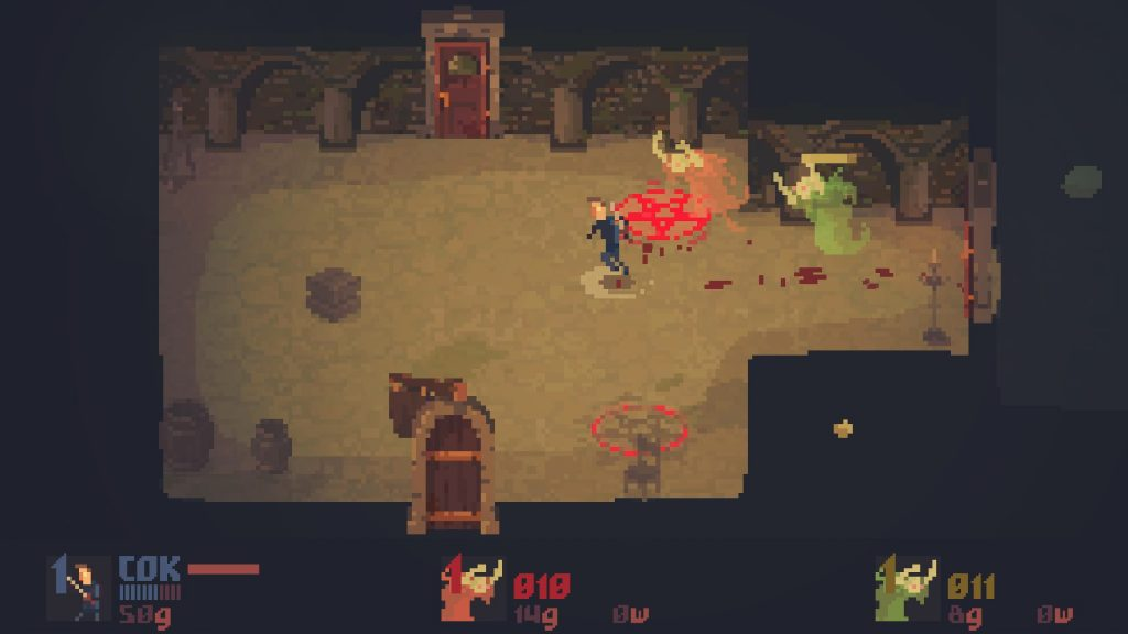 Crawl: The couch multiplayer dungeon crawler from Powerhoof