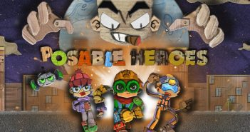 posable heroes title
