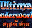ultima underworld 1 title