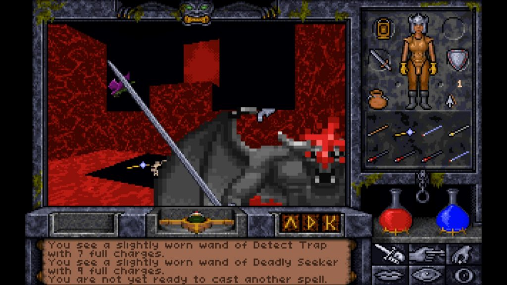 ultima underworld II demonhell