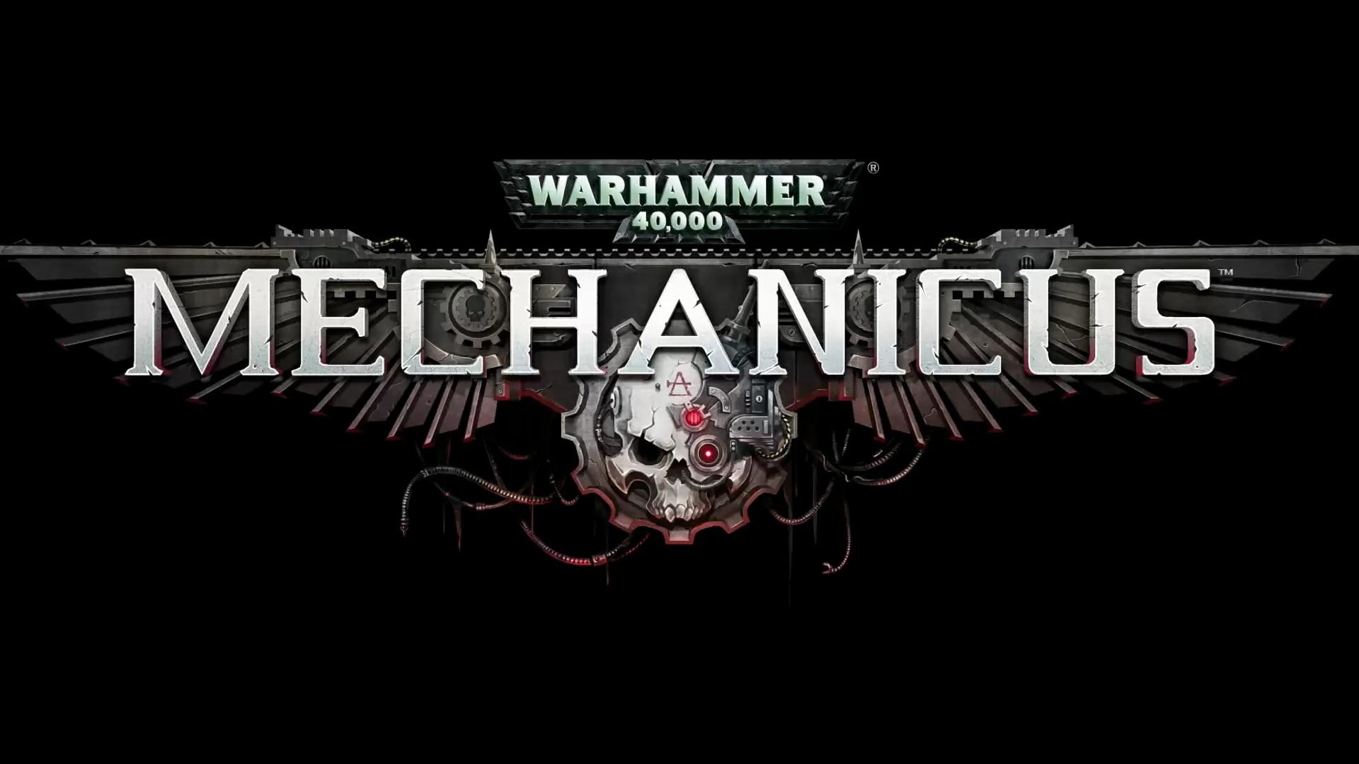 Warhammer 40k Mechanicus The God Emperor S New Groove Backlog Txt
