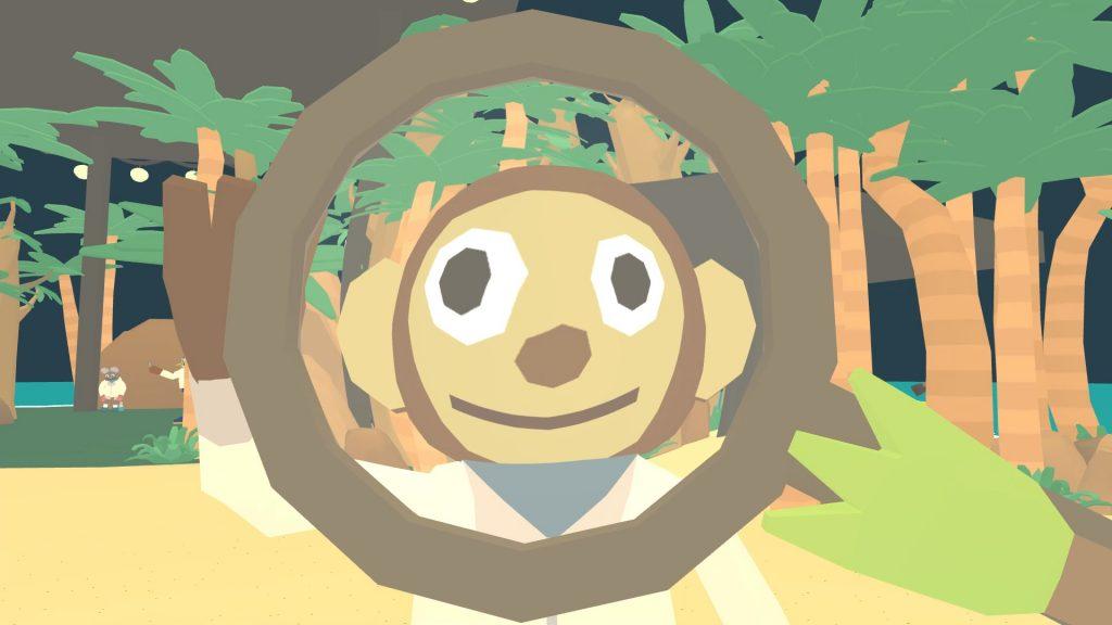 monkeyface haunted island