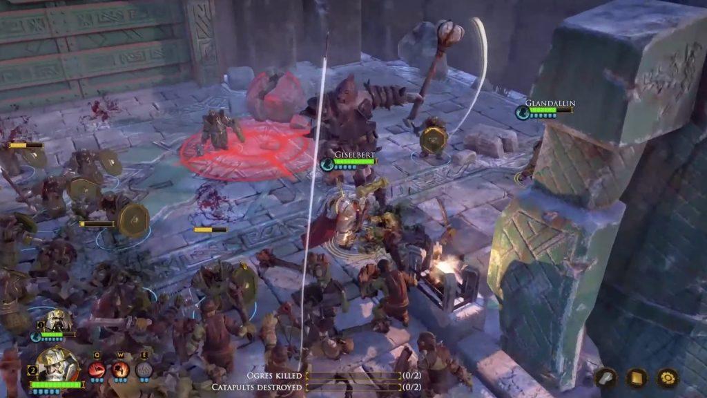 the dwarves big battle 1