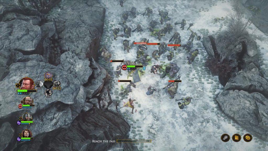 the dwarves big battle 2