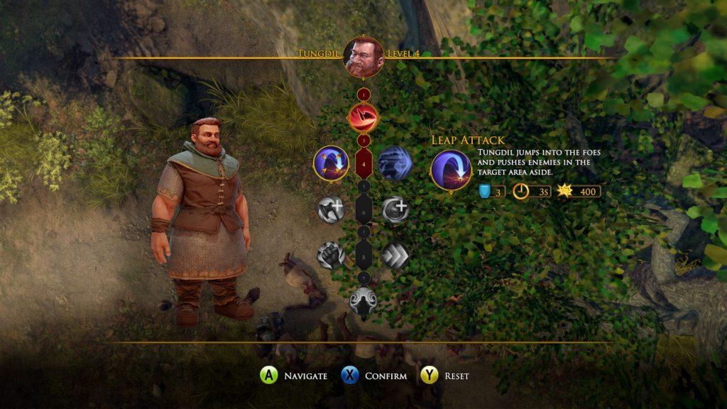the dwarves level up