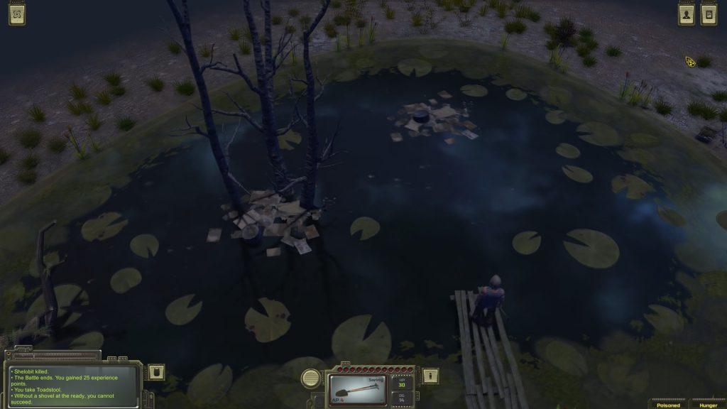 TR atomrpg water