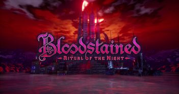 bloodstained castle title